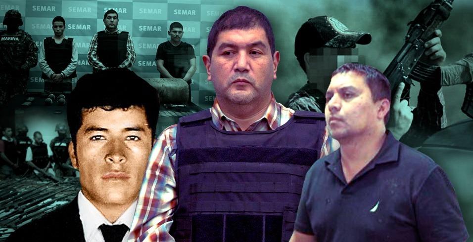 """""""El Talibán"""": el aterrador jefe de"""" Los Zetas"""" que intentó desbancar a """"El Lazca"""" y a """"El Z-40"""""""