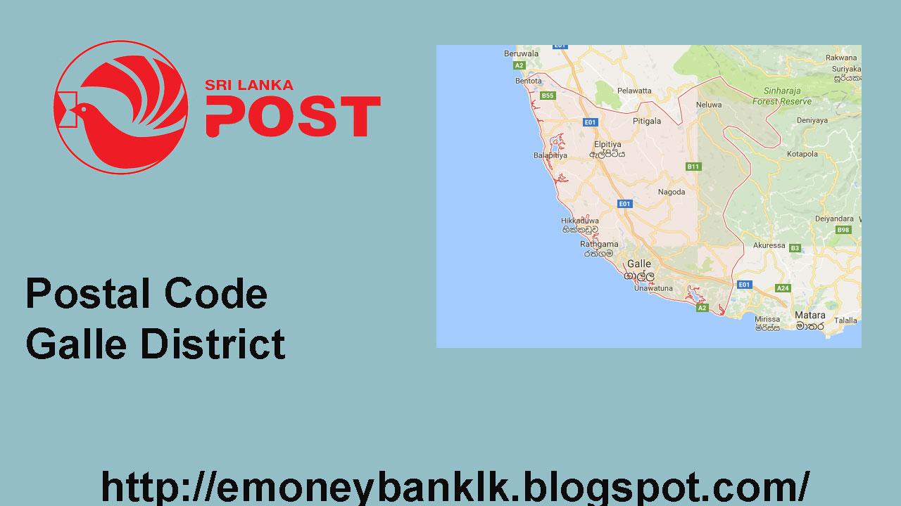 Postal code kalutara