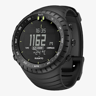 SUUNTO CORE ORIGINAL-ALL BLACK-MILITARY