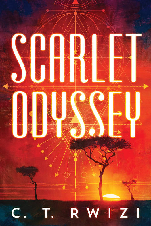 Interview with C. T. Rwizi, author of Scarlet Odyssey