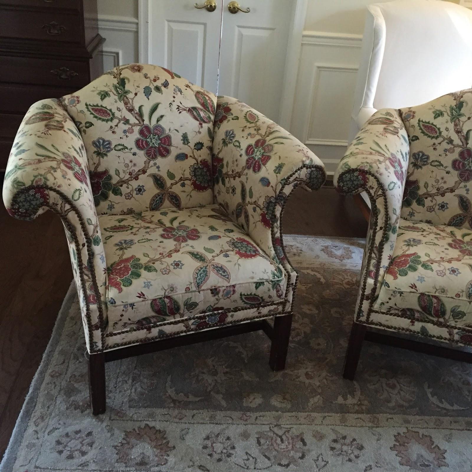 Pam Morris Sews 80 s Chairs Find Zen