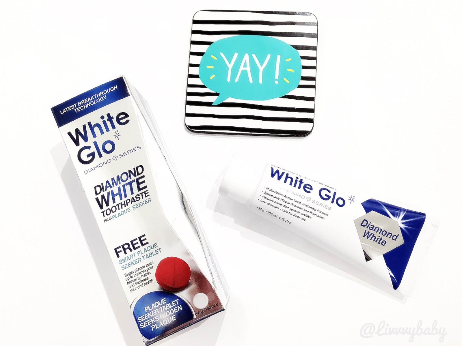 L I V I A Top Picks On How To Whiten Your Teeth Feat The White
