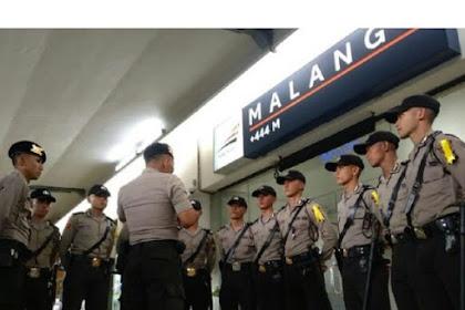 Polisi Larang Suporter Aremania Untuk Datang Ke Blitar