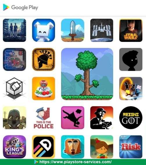 تطبيقات وألعاب متوافقة مع خدمة جوجل Play Pass