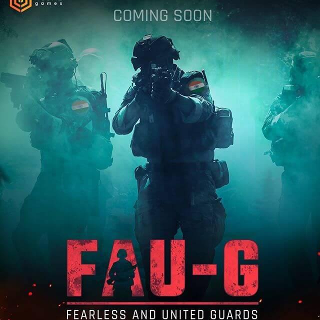 FAU-G Fauji Game