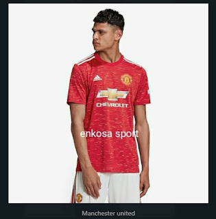 Jersey bola murah Manchester united