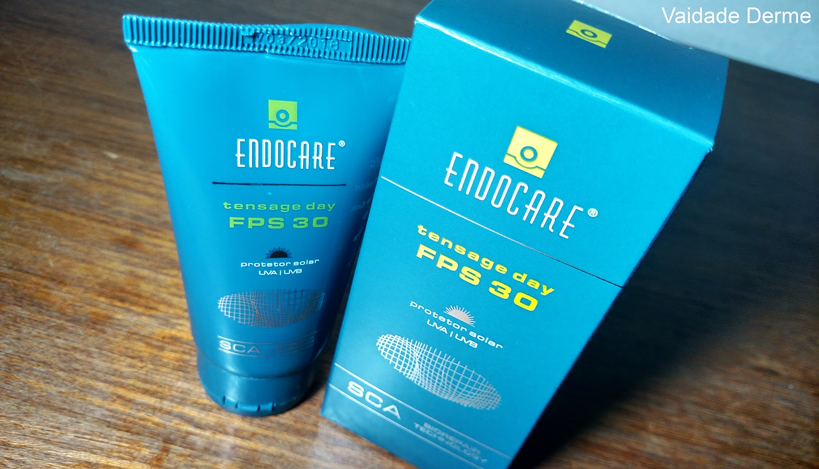 Endocare Tensage Day FPS 30