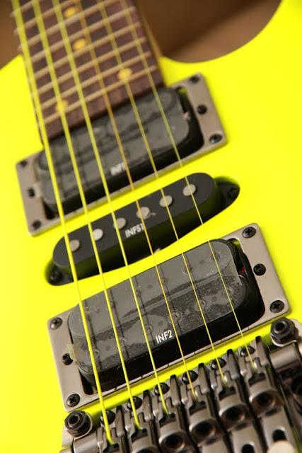 Jual Pick Up  Spul Gitar  Quantum  Inf3