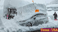 ★Dangerous Snow Storms in Texas-USA★    World's Record Winter Storm    incredible Snow Compilation