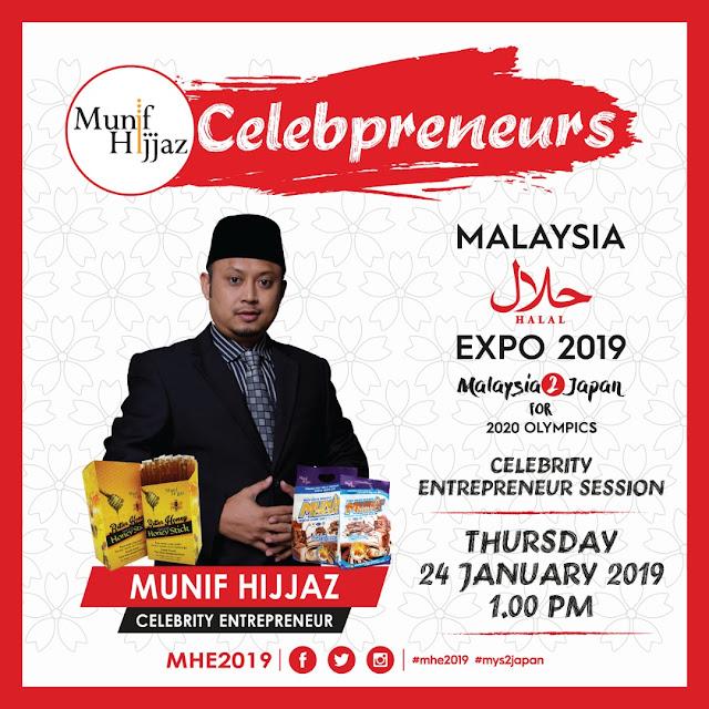 Jom! ke Malaysia Halal Expo 2019