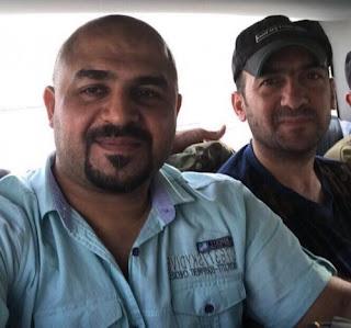 استشهاد صحفيين من محافظة صلاح الدين في معارك جنوب الموصل