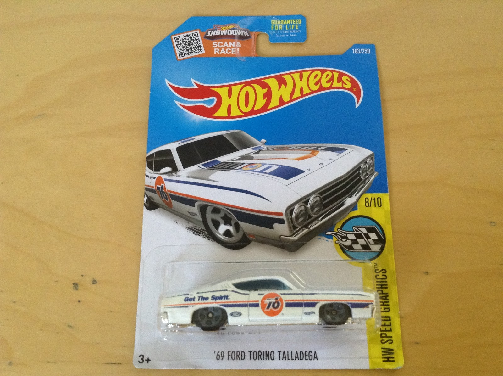 Julian's Hot Wheels Blog: 1969 Ford Torino Talladega (2016