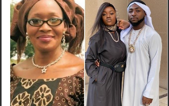 Davido has a secrets wife - Kemi Olunloyo Reveals