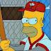 #MLB: Colocan la placa de Homero Simpson en el Salón de la Fama