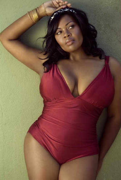 Hot sexy plus size women something