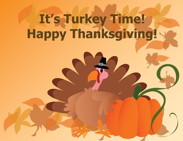 thanksgiving day card for whatsapp