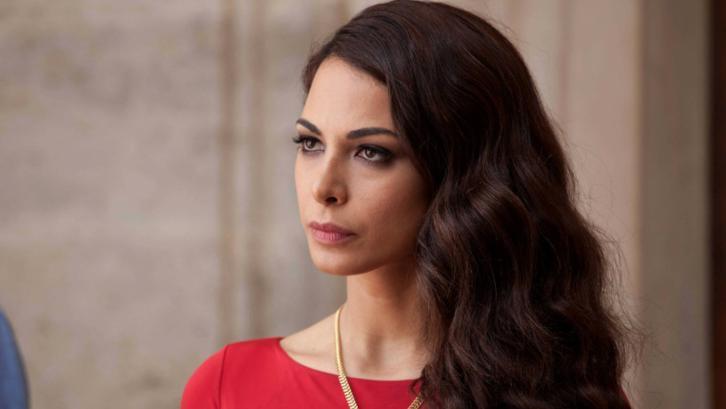 The Resident - Moran Atias Joins Cast as Series Regular