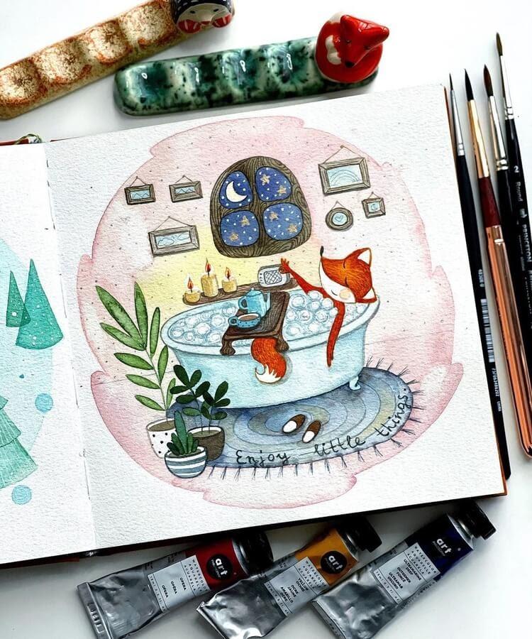 10-Bubble-bath-Natalia-Nazarian-www-designstack-co