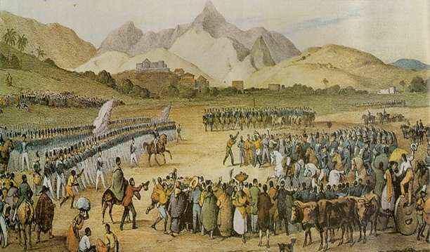 Há 181 anos, explodia a Balaiada, revolta que uniu escravizados e sertanejos
