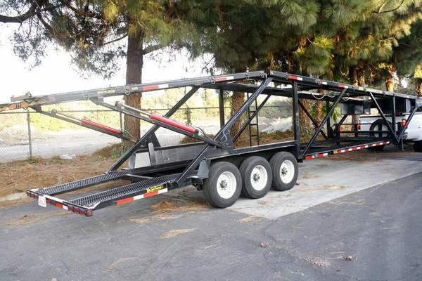 car carrier trailers for sale craigslist autos post. Black Bedroom Furniture Sets. Home Design Ideas