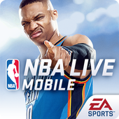 Download Game NBA LIVE Mobile Basketball APK 1.5.2 Android