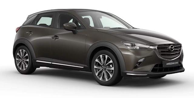 New Mazda CX3 Titanium