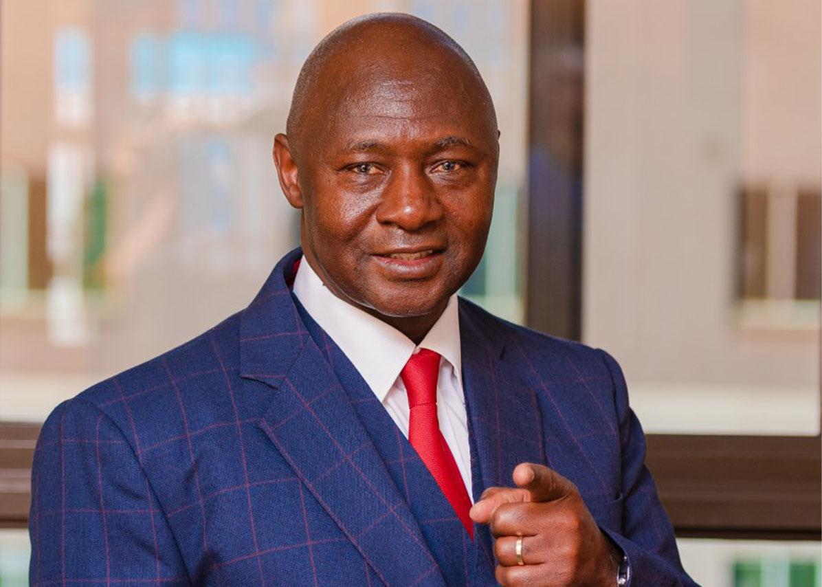 Nyaradzo Group CEO Philip Mataranyika.