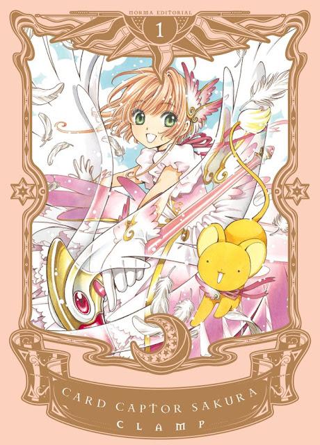 "edición deluxe de ""Cardcaptor Sakura"" de Norma Editorial"