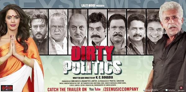 Dirty Politics (2015) Movie Poster No. 2