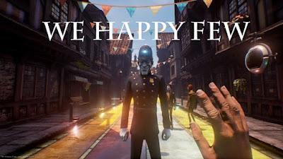 We Happy Few Story