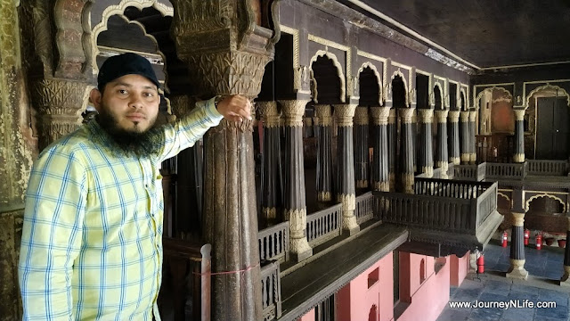 Tipu Sultan's Summer Palace, Bangalore