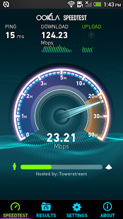 Oakla SpeedTest