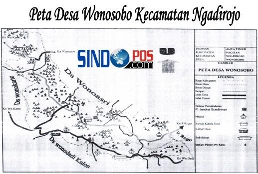 Profil Desa & Kelurahan, Desa Wonosobo Kecamatan Ngadirojo Kabupaten Pacitan