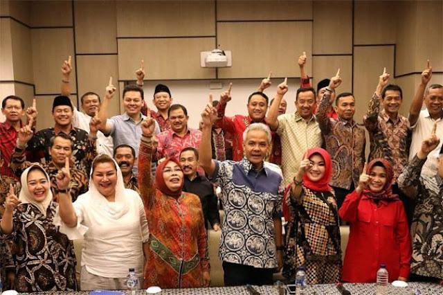 Hadiri Deklarasi Jokowi, Wakil Wali Kota Semarang Diperiksa Bawaslu