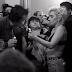 FOTOS Y VIDEOS: Lady Gaga asiste a show de Fat White Family en New York - 03/05/16
