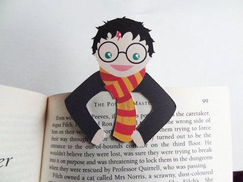 harry potter kitap ayracı