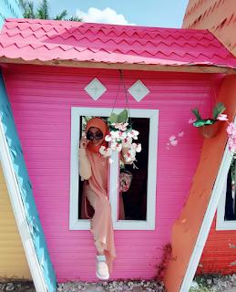 Rumah mini wisata agro nadin kampar pekanbaru riau