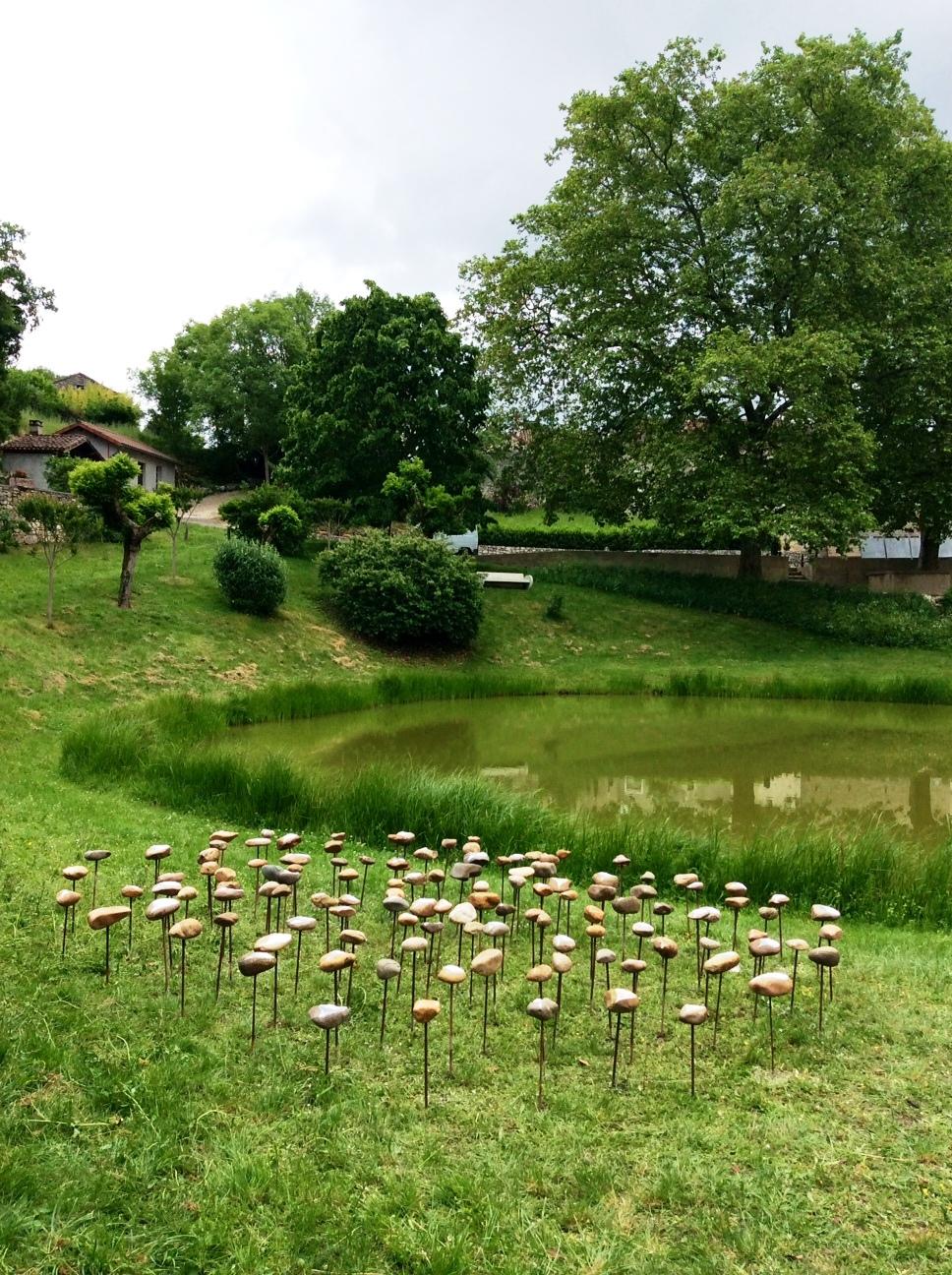 Cahors juin jardins le festival qui cultive l 39 art la for Aire jardin des causses du lot