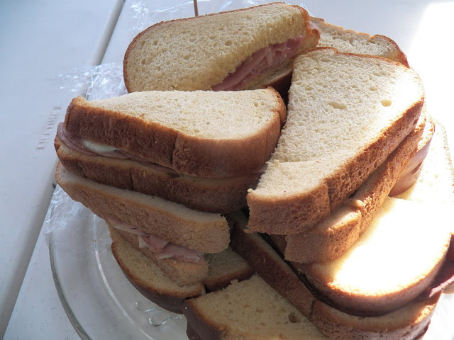 Ham and Roast Beef Sandwiches