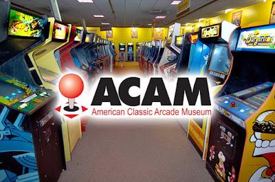Banner American Classic Arcade Museum