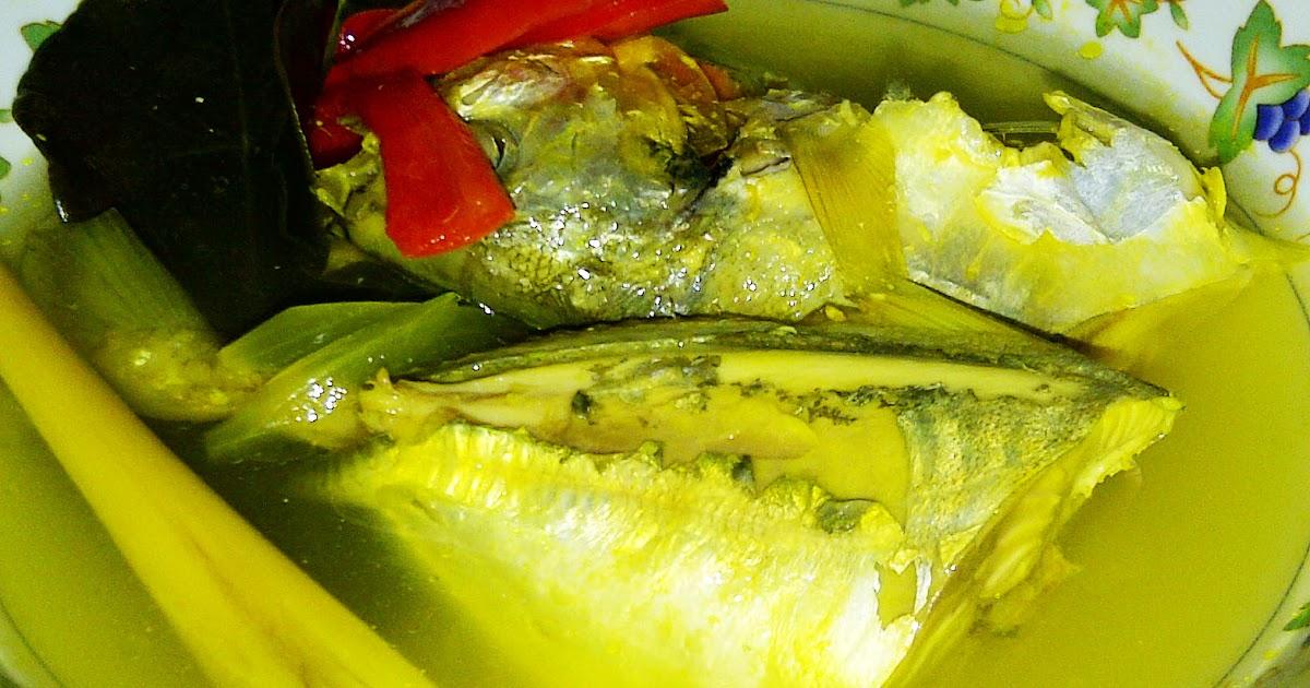 resepi ikan singgang serai zkebaya Resepi Ikan Selar Kuning Masak Serai Enak dan Mudah