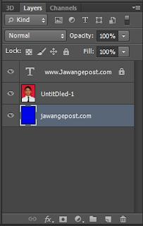 Cara mudah mengganti warna background foto menggunakan photoshop