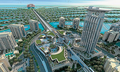Palm Jumeirah - 6H3M Dubai SIC by Royal Brunei  **Pay 1 get 1 Free** - Salika Travel