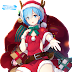Tags: Render, Christmas, Cleavage, Dress, Re Zero Kara Hajimeru Isekai Seikatsu, Rem