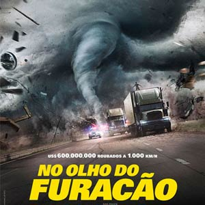 Poster do Filme No Olho do Furacao