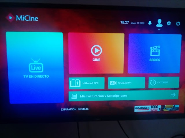 MiCine APK Actualización 2019 Tv Premium