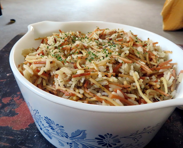 Italian Rice Pilaf