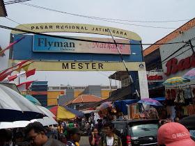 Pasar lama jatinegara