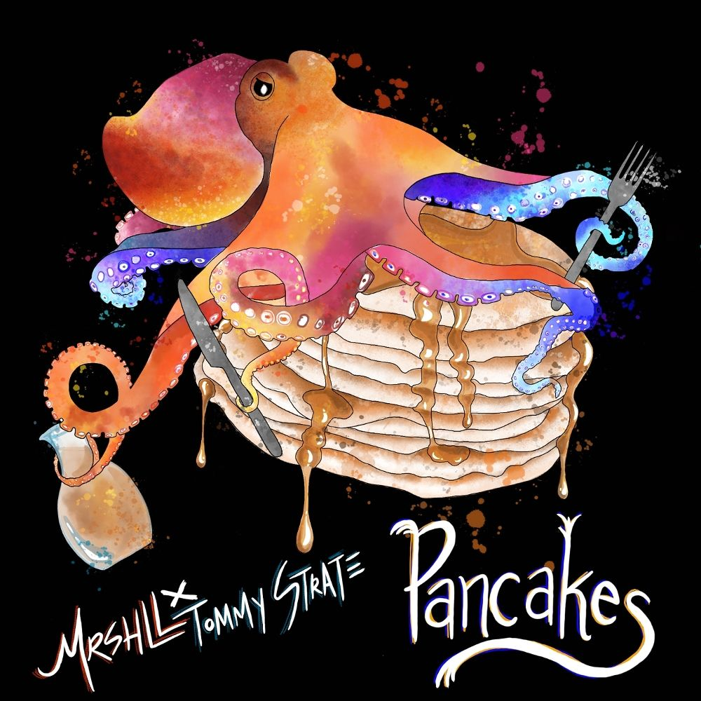 MRSHLL, Tommy Strate – Pancakes – EP