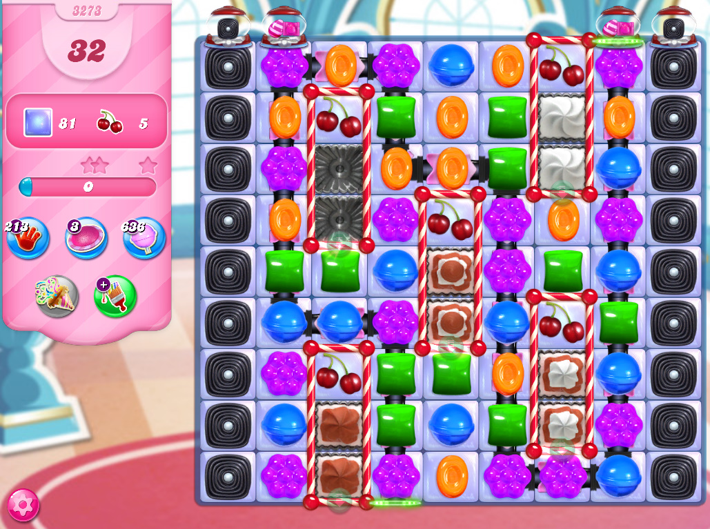 Candy Crush Saga level 3273
